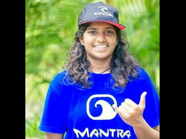 ಮಂಗಳೂರಿನ ಸರ್ಫರ್ ತನ್ವಿ ಜಗದೀಶ್ ಗೆ ಅಂತಾರಾಷ್ಟ್ರೀಯ ಪ್ರಶಸ್ತಿ