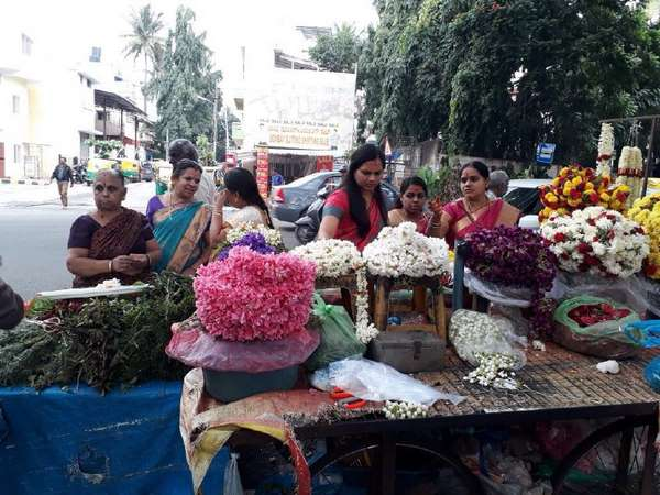 Ayudha Puja Festival Less Demand For Fruits Flowers