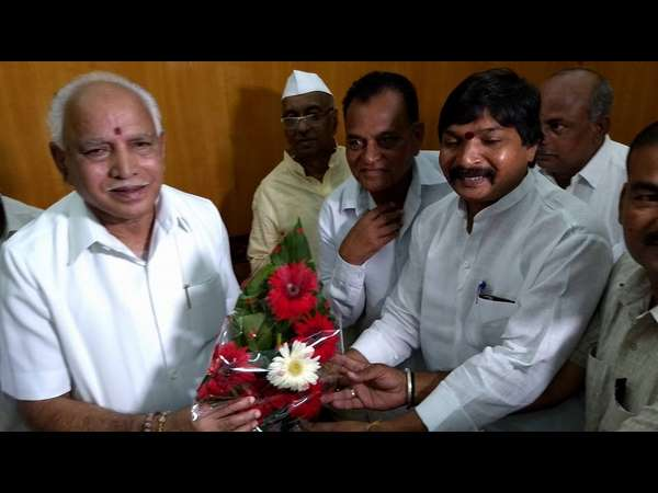 Will Contest From Bagalkot Or Vijayapura Says Yeddyurappa