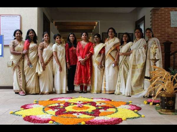ಬೆಂಗಳೂರು: ಗೋದ್ರೇಜ್ ವುಡ್ಸ್ ಮನ್ ಎಸ್ಟೇಟ್ ನಲ್ಲಿ ಸಂಭ್ರಮದ ಓಣಂ
