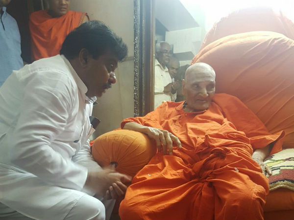 Complete Text Of Siddaganga Mutt Press Release About Lingayat And Veerashyva