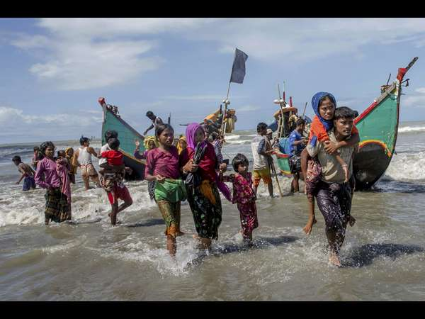 Rohingya Muslims Threat To National Security Says Center In Its Affidavit To Sc