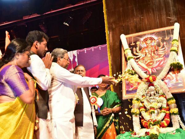 Karnataka Govt Plans Establish Vishwakarma University Siddaramaiah