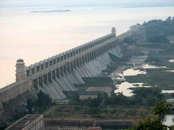 Karnataka Water Level Of Dams Sep 19 2017