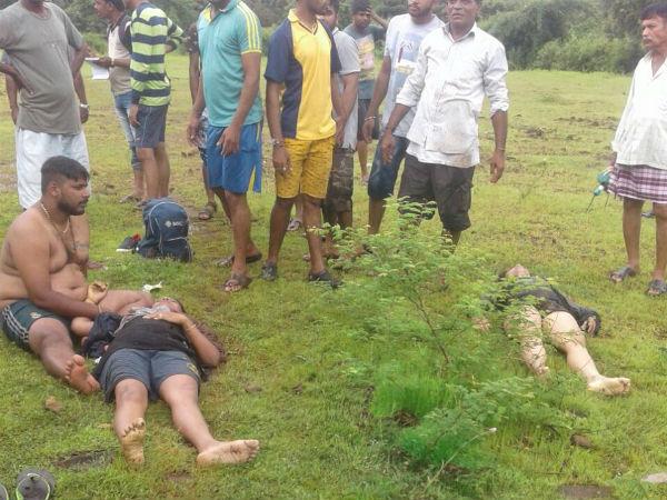 Six Goans Feared Washed Away In Karwar Falls Five Bodies Found