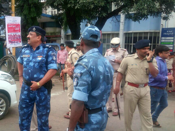 Mangaluru Chalo Four Thousand Police Personals Deployed In Dk For Security