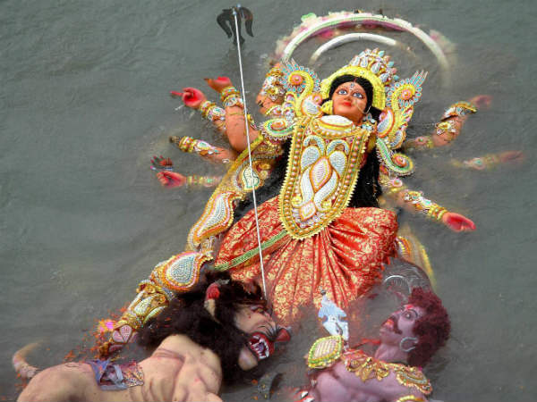 Mamata S Order To Ban Durga Idol Immersion During Muharram Revoked By Hc