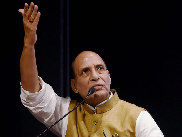 Rohingyas Illegal Immigrants Not Refugees Rajnath