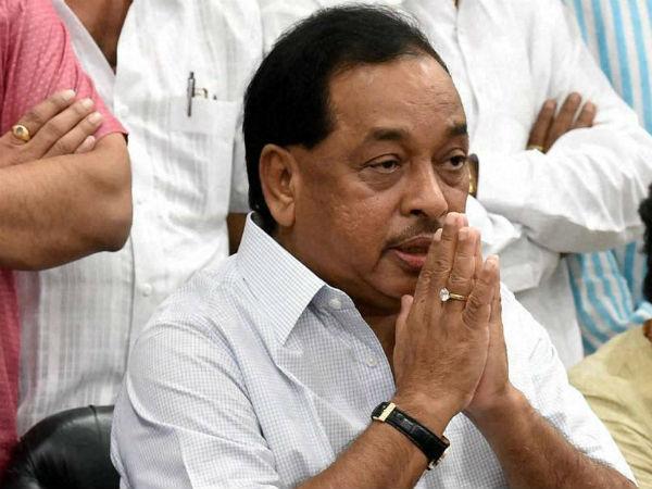 Maharashtra Narayan Rane Quits Congress Likely To Join Bjp