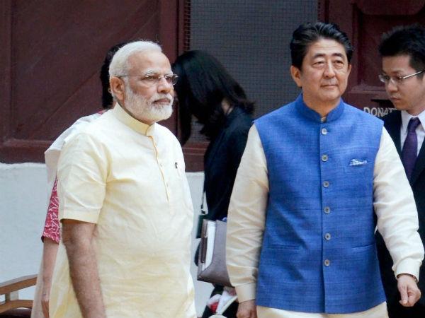 Prime Minister Narendra Modi And Japan Pm To Kick Start Bullet Train Project On Thursday