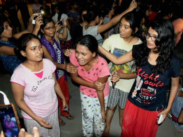 Action After Cops Beat Up Woman Student At Varanasi University Here Is The 10 Points