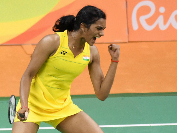PV Sindhu recommended for Padma Bhushan award by Sports Ministry