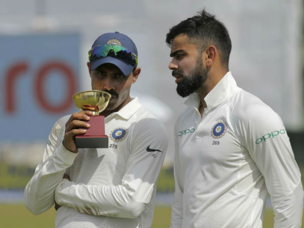 Icc Test Rankings Jadeja Loses Top Spot To Anderson Warner Displaces Kohli From Top Five