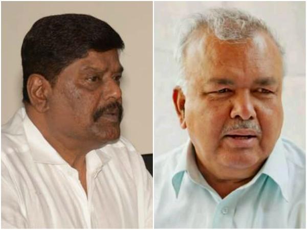 Karnataka Home Minister Ramalinga Reddy Keeping Distance With Kempaiah