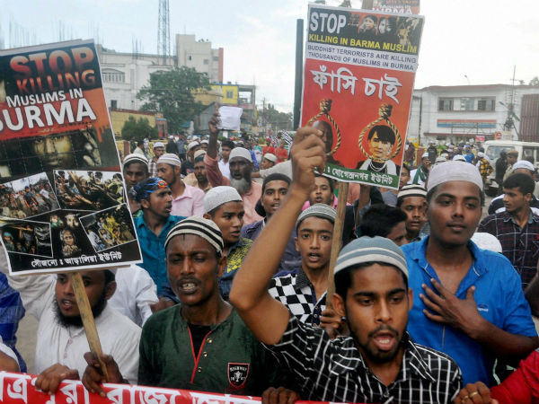 Rohingya threat to national security, could be used by ISIS: Centre in SC