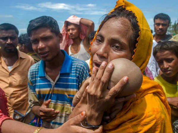 Heartmelting situation of Rohingya Muslims
