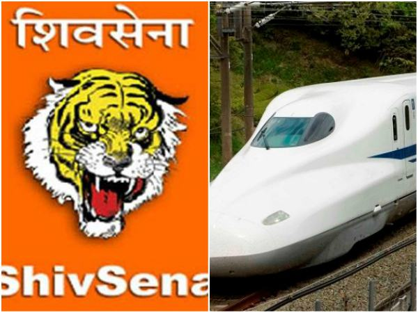 Who does the Bullet train help? 'Gujarati businessmen', says Shiv Sena