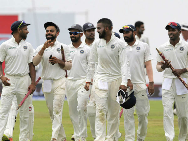 India South Africa Test Series Likely To Begin From January