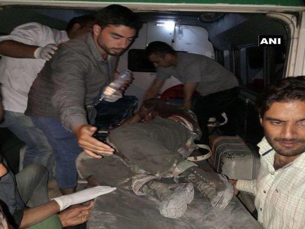 One Ssb Personnel Killed In Terrorist Attack In Banihal