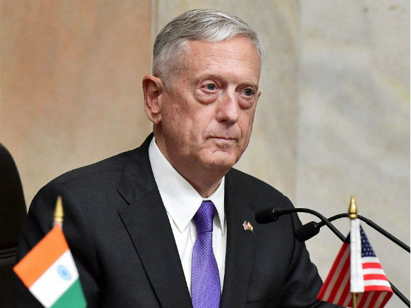 Kabul Airport Hit By Rockets After Us Defence Secretary James Mattis Arrives