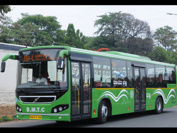 Bmtc To Introduce Seat Reserving Facility In Vayu Vajra Bus Soon