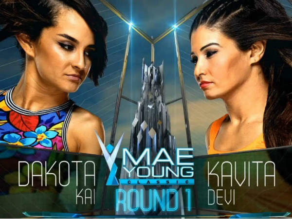 Kavita Devi S Wwe Mae Young Classic Match Claims Record Hits