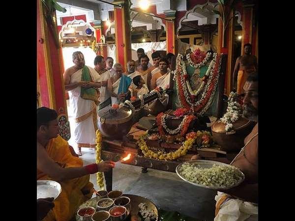 Yaduveer Urs Offers Saraswati Pooja In Mysuru Palace During Dasara Festival