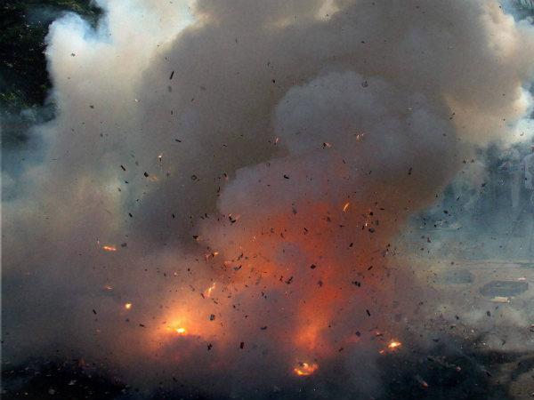 Chhattisgarh Government Bans Firecrackers