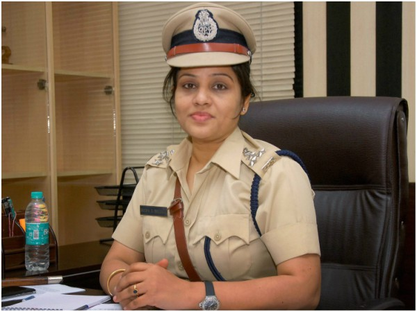 IPS D.Roopa Moudgil gets Human Rights Commission notice on Parappana Agrhara Jail case