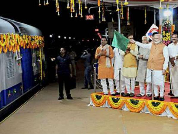 Pti Photo Feature With The Theme Of Pm Modi Karnataka Visit