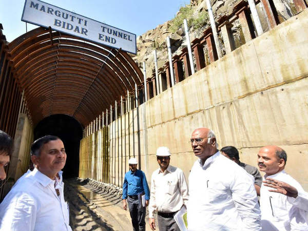 All Set For Railway Service On Kalaburagi Bidar Route