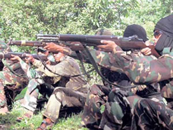 Three Naxals Killed In Anti Naxal Operation In Chhattisgarh