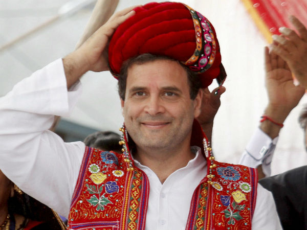 By 2028 Modi Will Construct Home To Every Gujarati Rahul Gandhi