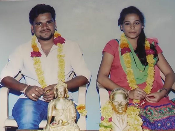 Bagalkot Newly Married Inter Caste Couple Seeks Police Protection