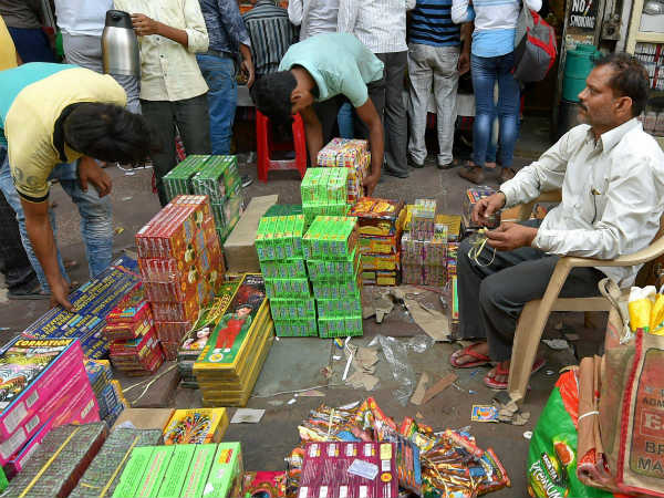 Bombay HC imposes ban on sale of crackers in residential areas in Maharashtra