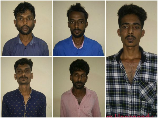 Mangaluru: Five Highway Robbers Arrested By Ullal Police