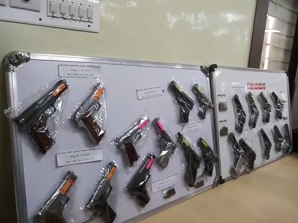 Vijayapura Police Busts Gun Selling Racket 12 Arrested