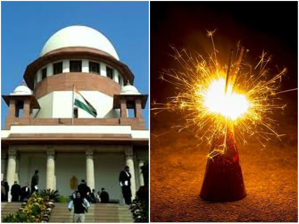 No Sale Of Fire Crackers In Delhi Ncr Twitterite Angry On Sc Verdict