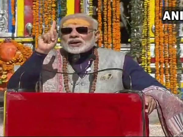 Pm Modi Underscores Development Of Kedarnath