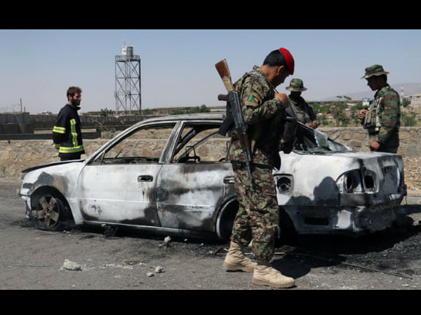 Deadly Bomb Blast In Afghanistan Kills Higher Police Officer At Least 20 People