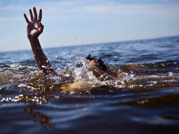 3 children drowned to death in a well at Balagavi district