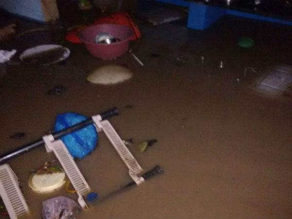 58 houses destroyed due to heavy rains in Hubballi
