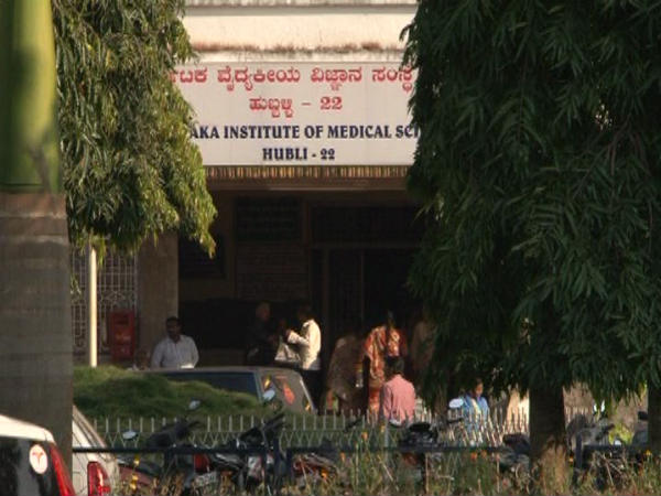 Theft In Hubballi Kims Hospital Demands For Security