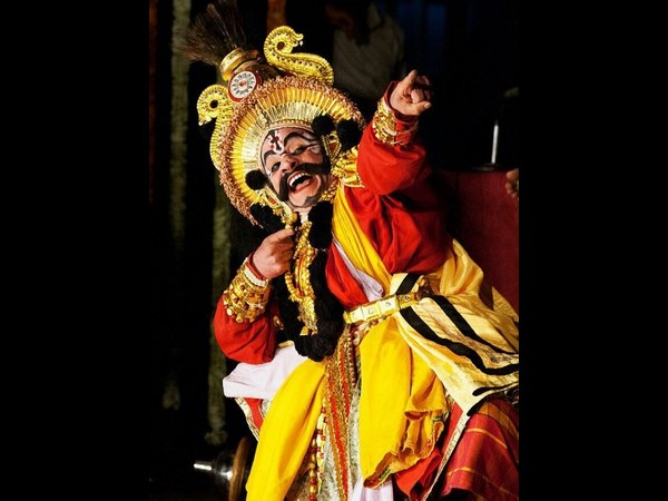 Yakshagana Artist Chittani Ramachandra Hegde admitted to KMC hospital