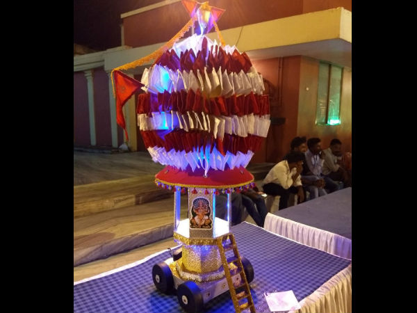 Over 450 Creations Displayed At Annual Goodu Deepa Contest