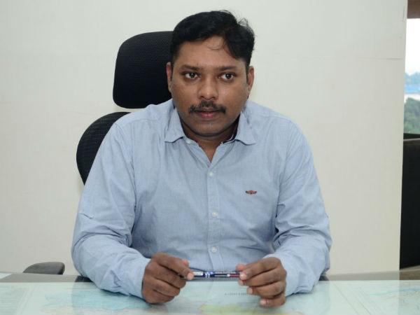 ದಕ್ಷಿಣ ಕನ್ನಡ ಜಿಲ್ಲಾಧಿಕಾರಿ ಶಶಿಕಾಂತ್ ಸೆಂಥಿಲ್ ಅಧಿಕಾರ ಸ್ವೀಕಾರ