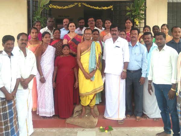 T Narasipura Inaugurated Building Inaugurated Again