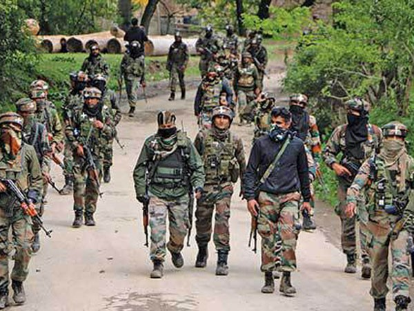 2 LeT terrorists killed & 2 security personnel martyred in Jammu and Kashmir