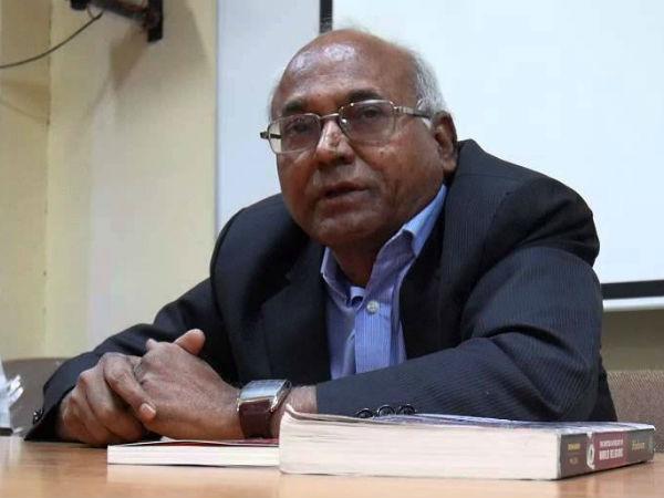 Dalit Writer Kept Under House Arrest In Hyderabad