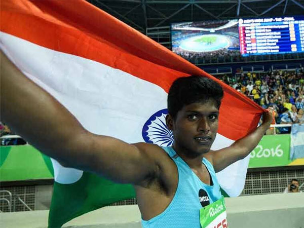 Golden Paralympian Mariyappan involved in an intimidation case